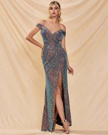 Mystify Gown