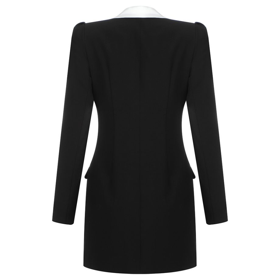 Money Blazer Dress