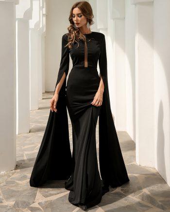 Eudora Gown - Black